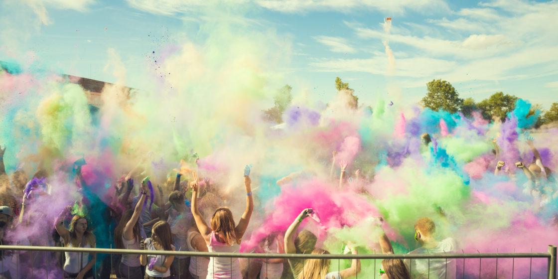 Holi Colour Festival Silbersee – 13.08.2016