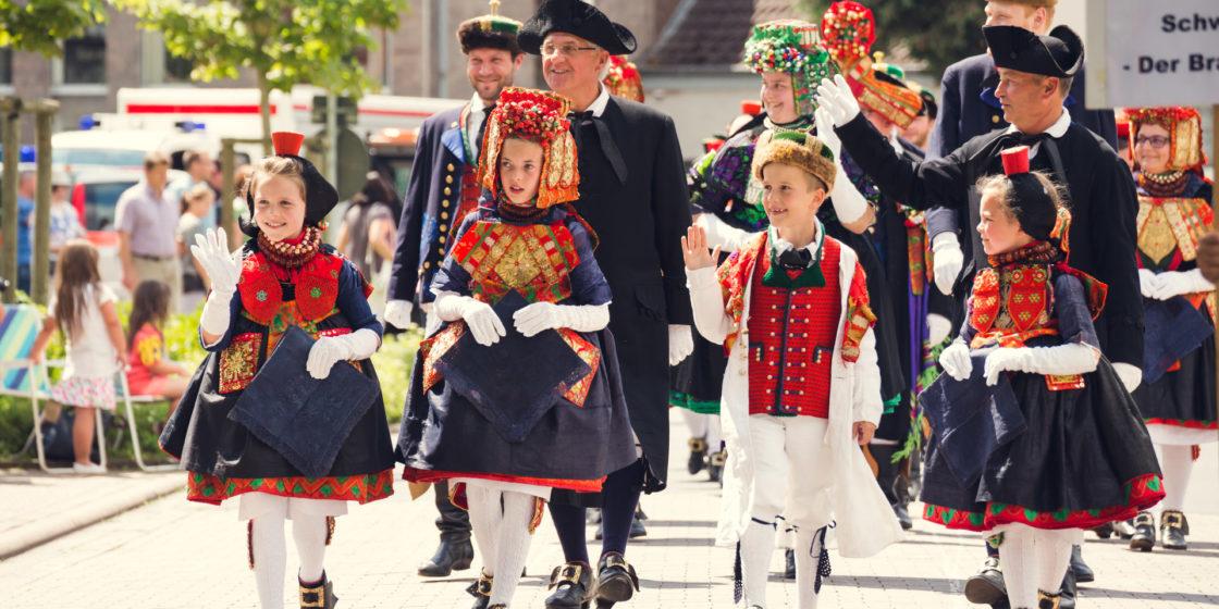 Salatkirmes Ziegenhain – der Festzug – 18.06.2017