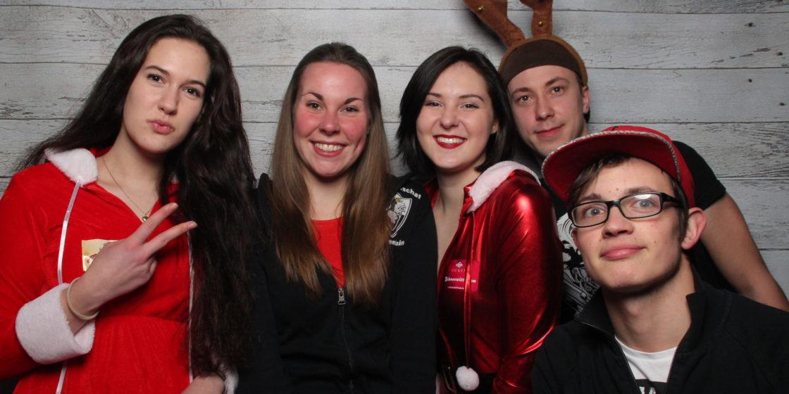 X-Mas Party der Burschenschaft Ziegenhain – 16.12.2017