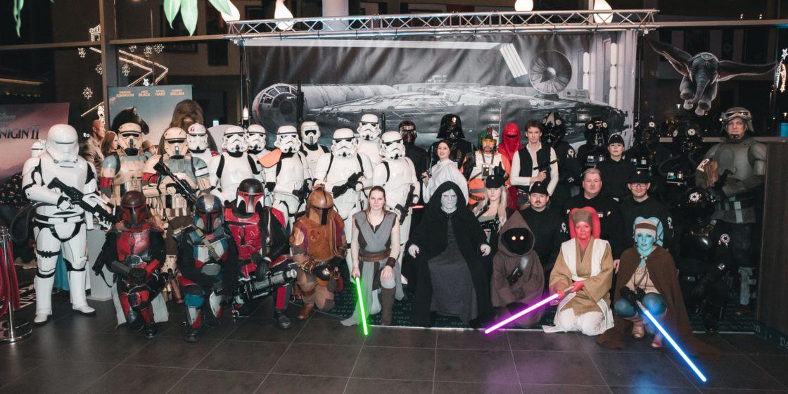 Star Wars 9 Premiere im Cineplex Baunatal – 20-21.12.2019